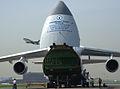 An-124 in Sheremetyevo. (4788557641).jpg