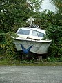 An abandoned boat at Shardlow - geograph.org.uk - 584479.jpg