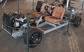 Reliant FW11 Motor vehicle