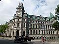 Ancien palais de justice, ville de Québec, Canada.JPG