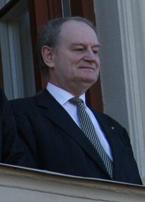 Anders Björck - Image: Anders Bjorck i Uppsala Valborg 2009 1