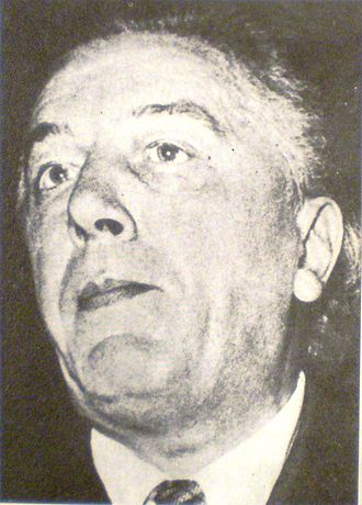 André Breton - Breton in the 1960s