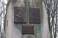 Andrzej Hieronim Franciszek Zamoyski (Pomnik w Bieżuniu) (2).JPG