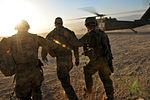 Angels of mercy, Forward Support Medical Platoon 3 saves lives in Uruzgan 121001-A-GM826-310.jpg