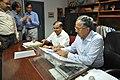 Anil Shrikrishna Manekar Taking Over Charge Of Director General From Ganga Singh Rautela - NCSM - Kolkata 2016-02-29 1796.JPG