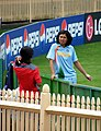 Anjum Chopra (10 March 2009, Sydney) 2.jpg