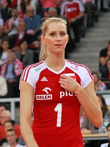 Anna Werblińska 01 - FIVB World Championship European Qualification Women Łódź January 2014.jpg
