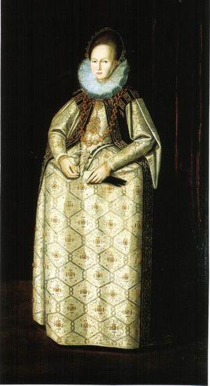 Anna of Saxony (1567–1613) - Image: Anna of Saxony 1567