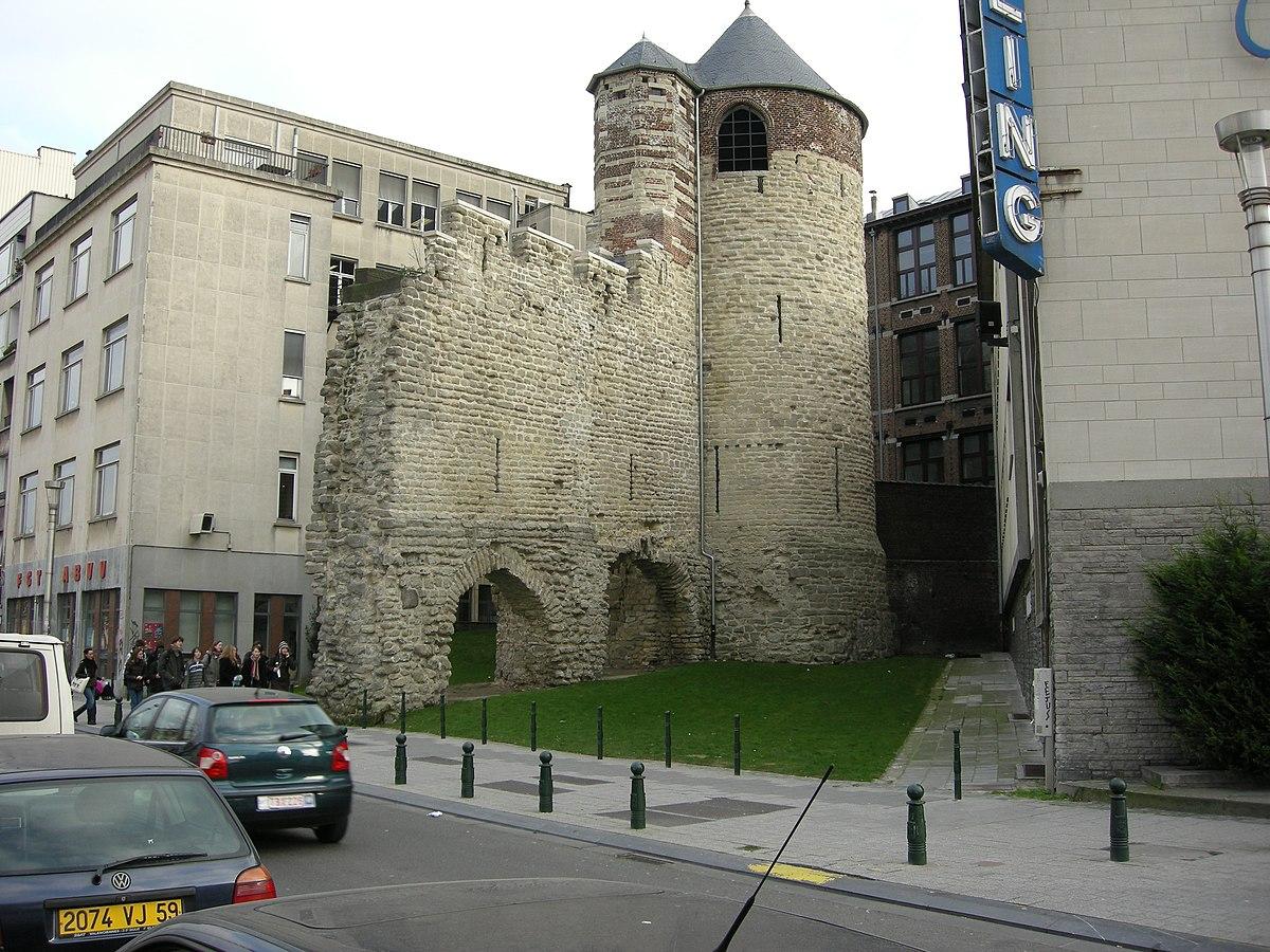 Quartier des sablons bruxelles wikivoyage le guide de - Salon tourisme belgique ...