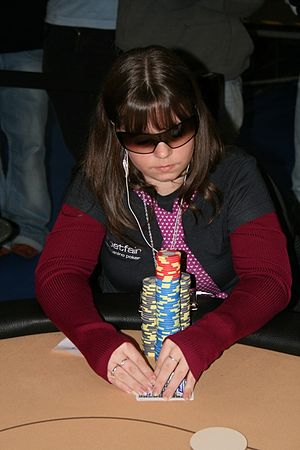 2007 World Series of Poker Europe - Annette Obrestadt became the youngest person to ever win a WSOP bracelet