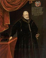 Portrait of Jan Magnus Tęczyński.