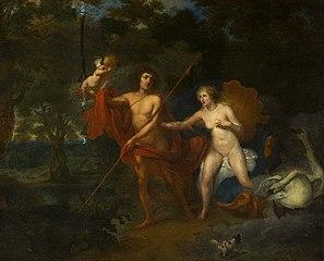 Wenus i Adonis