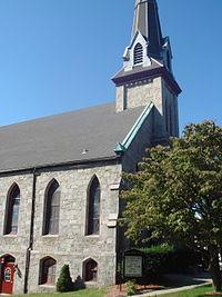 Ansonia - First Congregrational Church.JPG