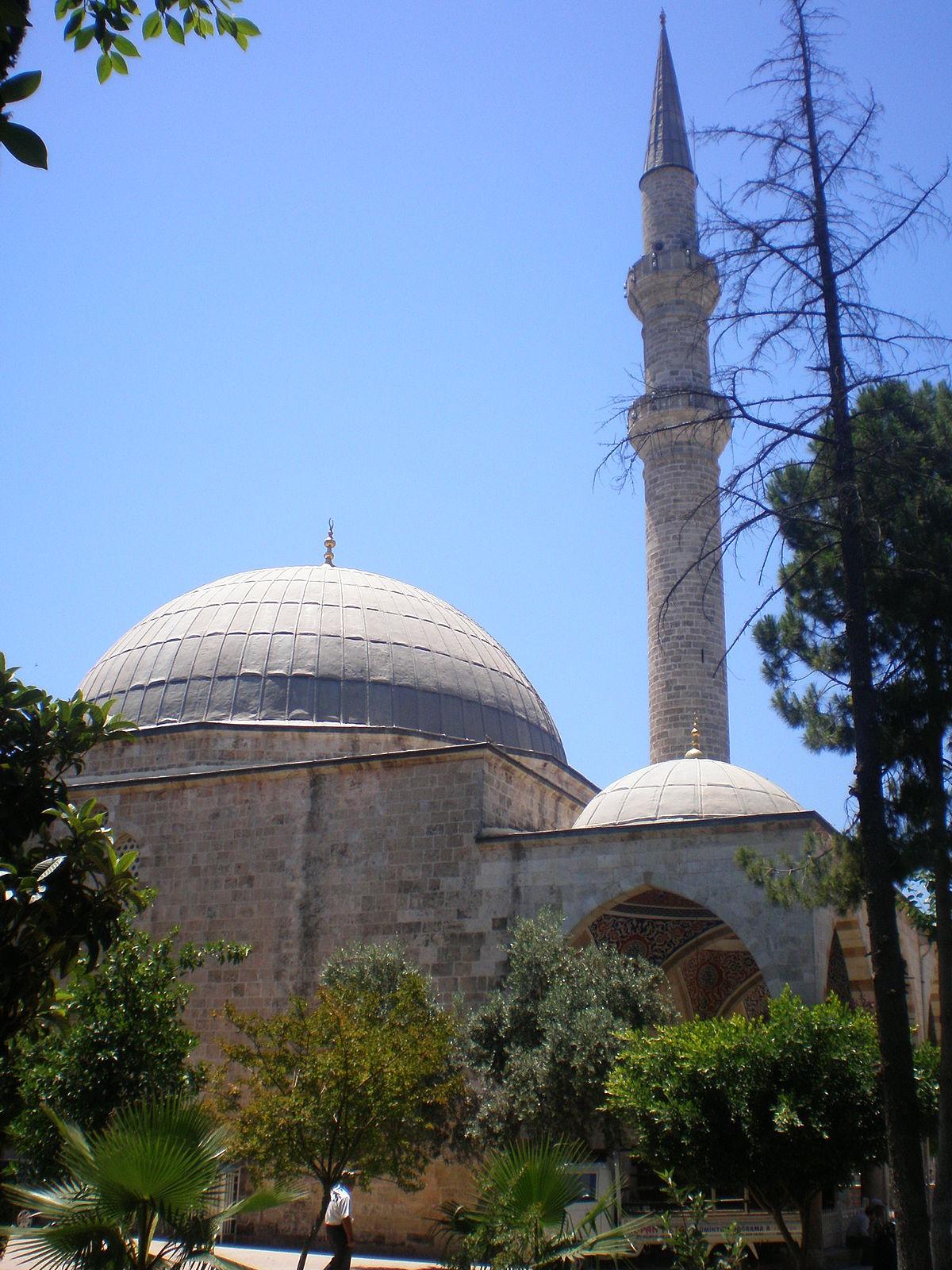 Murat Pasha Mosque Antalya Wikipedia