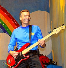 The Wiggles 4 Pack Figure Pvcs Cake Topper Simon Anthony