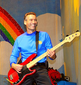 Anthony Field - Field on stage in 2007