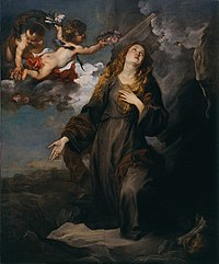 Anthony van Dyck, St Rosalie in Glory, 1624, Oil on canvas, Menil Collection.jpg