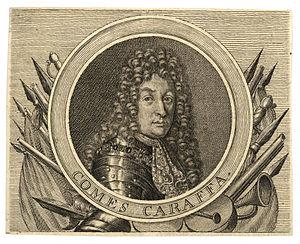 Antonio Caraffa - Antonio von Caraffa