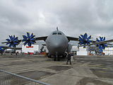 Antonov AN-70 at Paris Air Show 2013 3.jpg