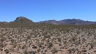 Karoo Natural region in South Africa
