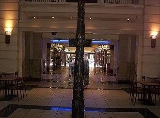 ANZAC Square Arcade - Image: Anzac Square Arcade interior