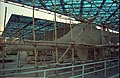 Apatosaurus in progress - Science City - Calcutta 1996-November 045.JPG