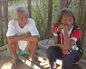 Tiriyó - Image: Ape&Joonare