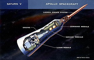 American spacecraft