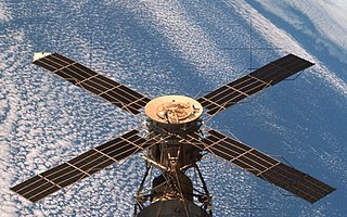 Apollo Telescope Mount solar observatory on Skylab