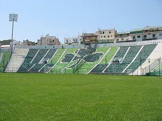 Apostolos Nikolaidis Stadium - Image: Apostolos Nikolaidis Gate 13 14