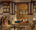 Arabian nights by John Frederick Lewis.JPG