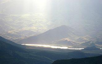 Arasbaran - Sunset on Aras