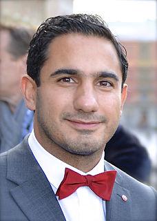 Ardalan Shekarabi Iranian-Swedish politician