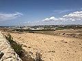 Area di Camarina con sullo sfondo Scoglitti.jpg