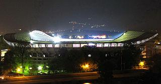 Toše Proeski Arena multi-purpose stadium in Skopje, North Macedonia