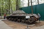 Arkhangelskoye Vadim Zadorozhnys Vehicle Museum IS-3 IMG 9738 2175.jpg