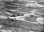 Arledge Field - Fairchild PT-19 42-83245 in flight.jpg