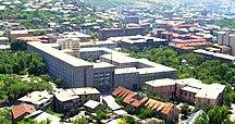 葉里溫-教育-Armenian National Agrarian University