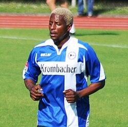 Arminia Krombacher jersey.JPG
