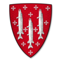 Armorial Bearings of the LUCY family of Bodeham Furches, Herefordshire.png