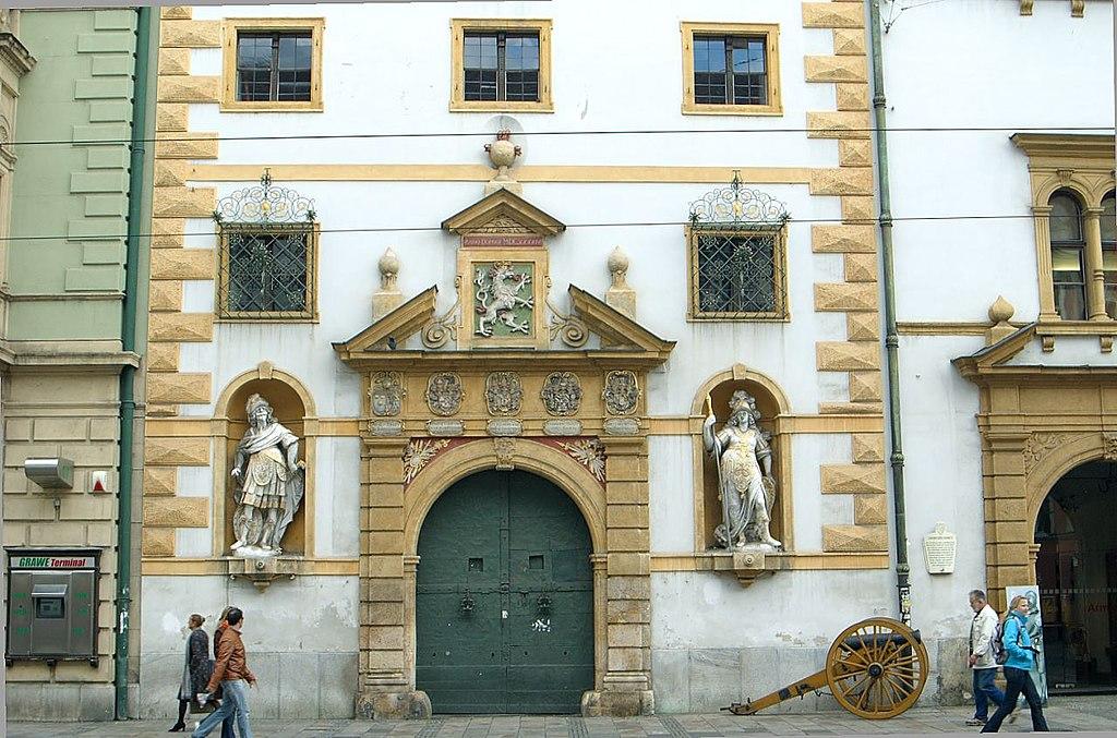 Armory Graz Gate
