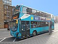 Arriva Kent & Surrey MX61AYJ, Globe Lane (Chatham Bus Station), 17 January 2018 (retouched).jpg