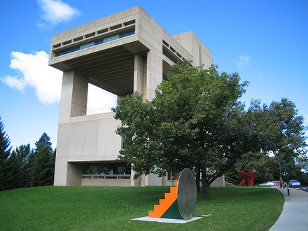 Cornell's Herbert F. Johnson Museum of Art, designed by I.M. Pei Artmuseum22.jpg