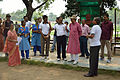 Arup Roy with Dignitaries - Summer Camp - Nisana Foundation - Sibpur BE College Model High School - Howrah 2013-06-09 9760.JPG
