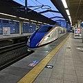 Asama Shinkansen at Nagano Station 20141207.jpg
