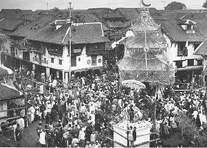 Asan, Kathmandu - Asan in 1920