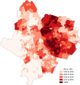 Asian Leicester 2011 census.png
