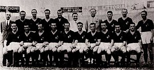 A.S. Roma - The Roma of the first scudetto in 1942