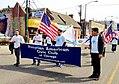 Assyrian American Civic Club of Chicago demonstration 2016.jpg