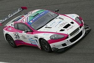 Aston Martin DBRS9 - An Aston Martin DBRS9